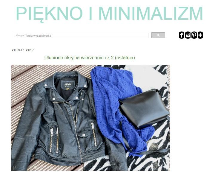 piekno i minimalizm