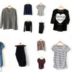 Capsule wardrobe w ciąży – oszczędnicka szafa część 3